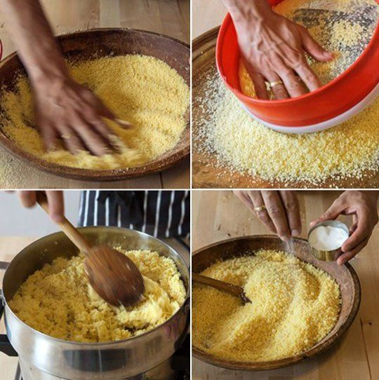 Have You Ever Made Your Own Couscous?