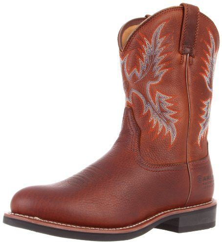 Ariat Men's H Stockman H20 Insulated Boot,Oiled Brown,11 M US - http://authenticboots.com/ariat-mens-h-stockman-h20-insulated-bootoiled-brown11-m-us/