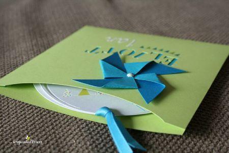 Idée carton d'invitation