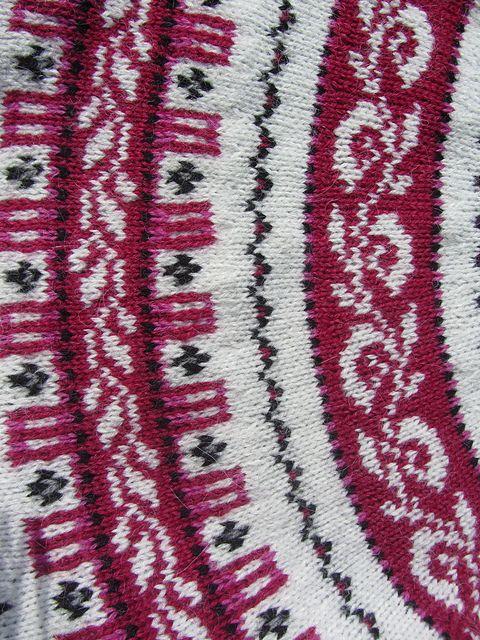 Ravelry: Project Gallery for Haukelikofte pattern by Liv Tovsland