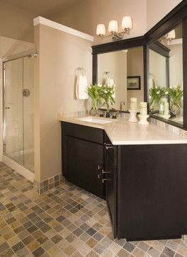 Basement Bathroom Remodel  Traditional  Bathroom  Seattle Fair Bathroom Remodel Seattle Design Inspiration