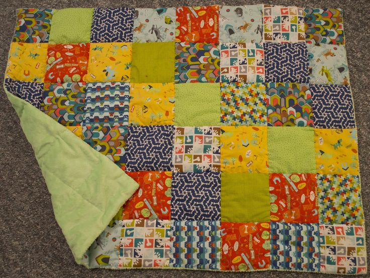 Dogs quilt