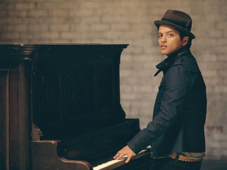 Bruno Mars  | Music Videos, News, Photos, Tour Dates | MTV This.