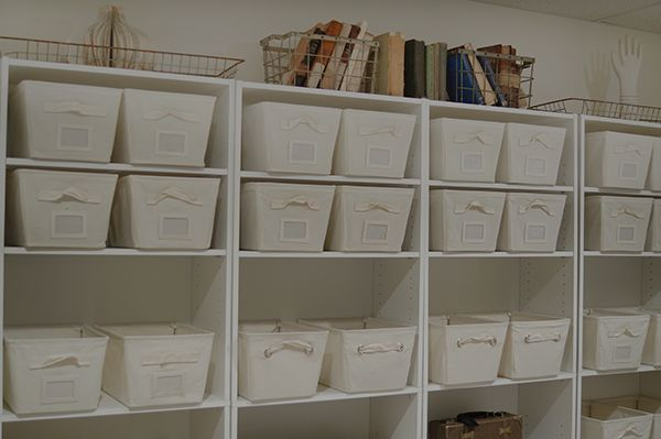 Stylish Craft Storage with Sauder Bookcases — Saved By Love Creations