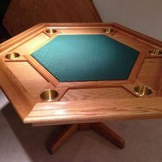 Diy Poker Table top New Diy Custom Table Man Cave Dream Basement La S Den | Economyinnbeebe.com