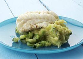 Recept voor Gegrilde schelvis met stoemp   Solo Open Kitchen