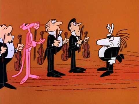 The Pink Panther Show Episode 19 - Pink, Plunk, Plink - YouTube