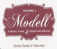 Richard modell funeral home