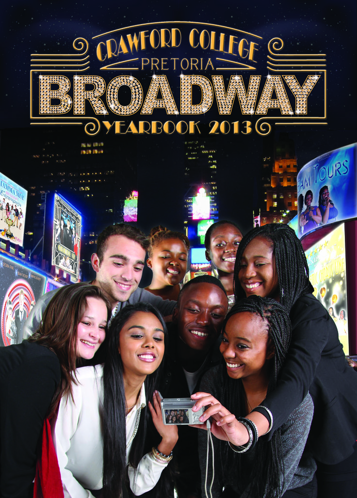 Front Cover: Broadway Theme