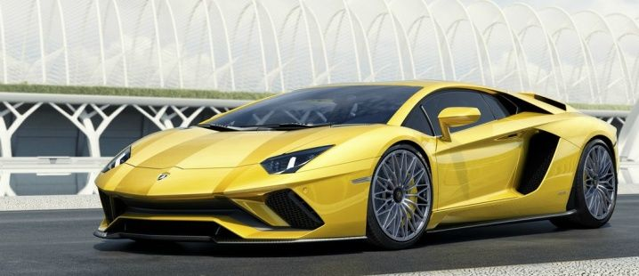 New Lamborghini Aventador S for Sale