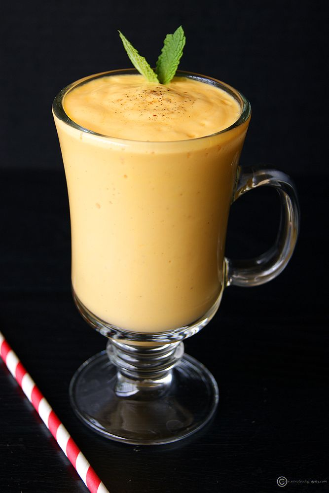 A famous, healthy, simple and refreshing cold drink from India. Mango Lassi is a blend of yogurt and mango pulp, flavored with cardamom. It is very easy to make and you will not have to depend on Indian restaurants to try one.