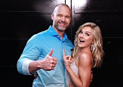 GO GRANDPA! David Ross Will Be on 'Dancing with the Stars'  2017