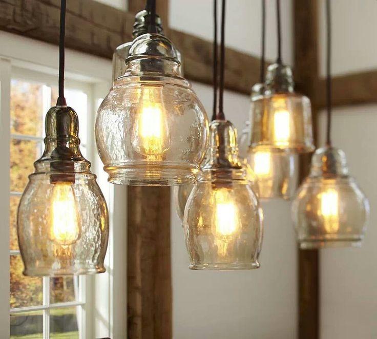 Kitchen Pendant Lighting Pottery Barn: 25+ Best Ideas About Pottery Barn Lighting On Pinterest