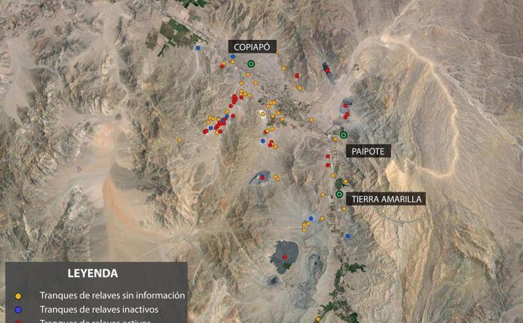RADIO PRIMERO DE MAYO 102.9 FM: Relaves mineros sobre la población afectada por al...
