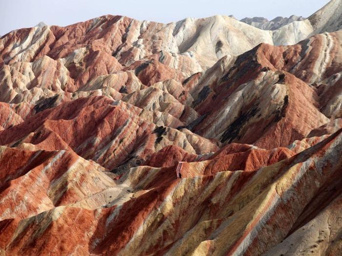 Le montagne arcobaleno della Cina - Il Sole 24 ORE