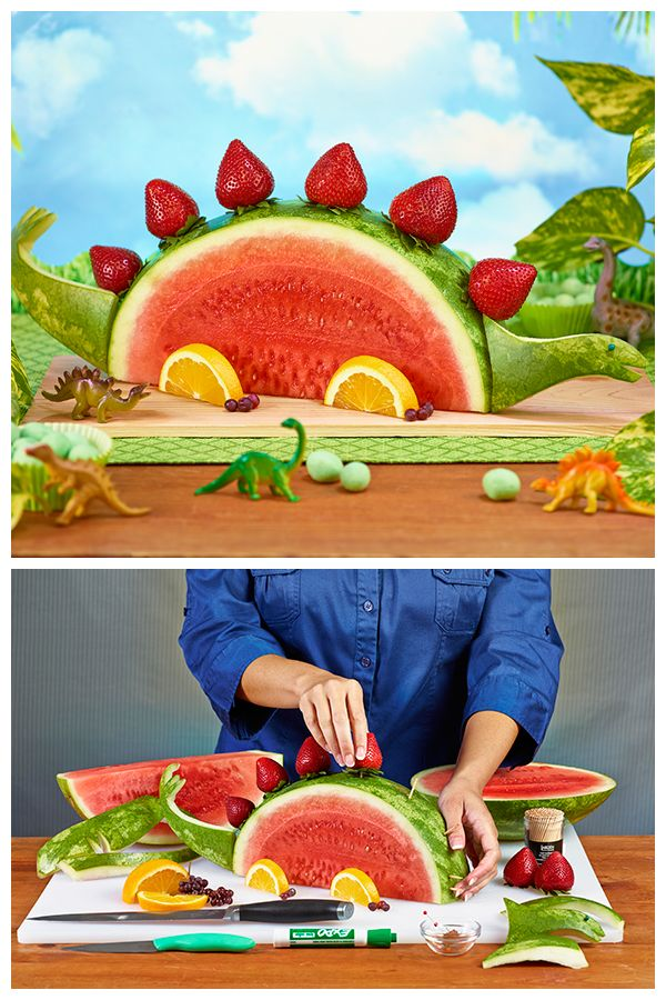 Images about creative food for kids on pinterest