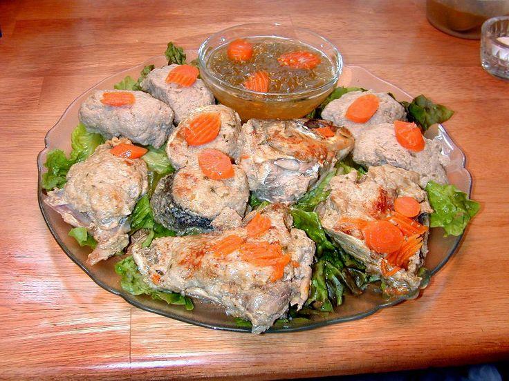 rosh hashanah menu fish