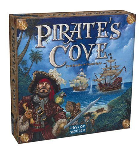 Pirate's cove. The combat mechanics of this game are pretty fun. The more the merrier!