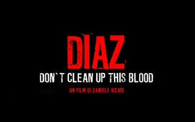 don't clean up this blood