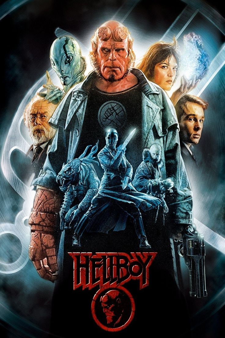Hellboy (2004) - Watch Movies Free Online - Watch Hellboy Free Online #Hellboy - http://mwfo.pro/102974