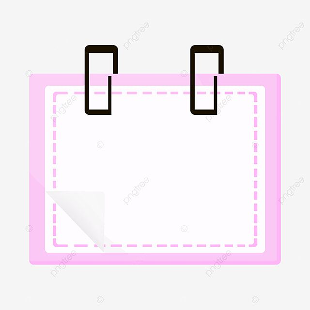 Purple Note Paper Decoration Illustration Purple Note Paper Note Black Paper Clip Png Transparent Clipart Image And Psd File For Free Download Note Paper Paper Decorations Paper
