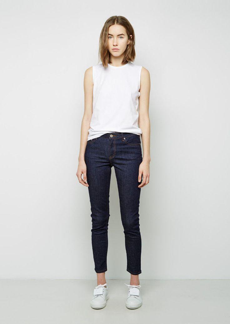 Skin 5 Raw Jean
