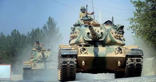 13 Daesh terrorists killed, 158 targets hit in northern Syria by Turkish military