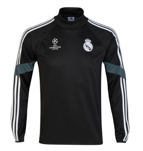 Real Madrid UCL Training Top Real Madrid Official Merchandise Available at www.itsmatchday.com