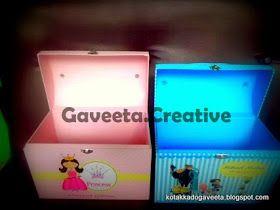 Kotak kado (Gift Box) | Box Souvenir | Hantaran | Digital Printing