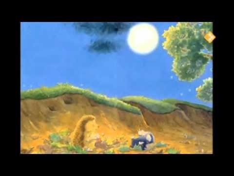 Mol wil de maan pakken