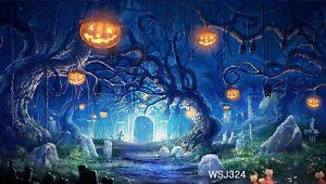 Halloween-Vinyl-Photography-Backdrop-Background-Studio-Props-20x10ft-WSJ324