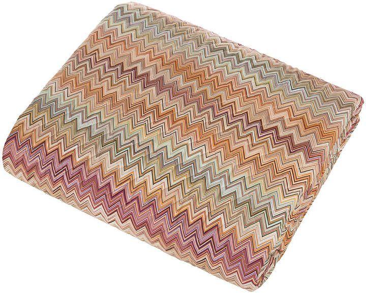John Bedspread - 149 - 260x270cm #zigzag#design#multi