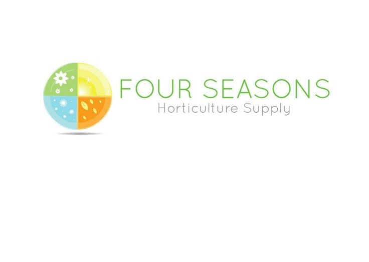 proposed logo design for a horticulture company