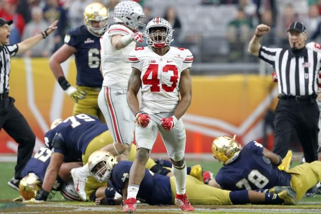 NFL Draft: New York Jets Selection Of Darron Lee Suggests The 3-4 Scheme Is Dead
