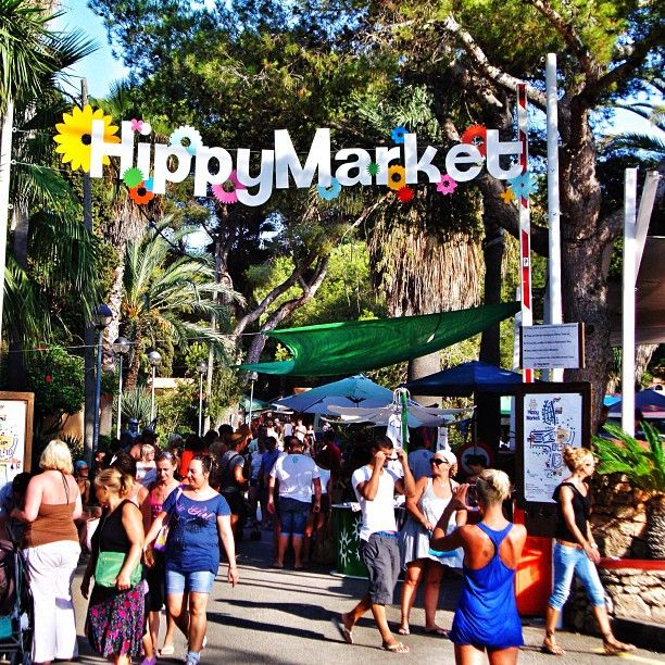 Hippy Market, Es Cana, Ibiza - Hard Rock Hotel Ibiza to Hold Ibiza International Music Summit as First Key Event http://www.augustuscollection.com/hard-rock-hotel-ibiza-hold-ibiza-international-music-summit-first-key-event/