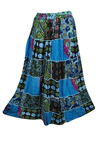 Womens Patchwork Skirt Blue Ethnic Printed Gujarati Dori ... https://www.amazon.ca/dp/B0713V54RY/ref=cm_sw_r_pi_dp_x_jQUbzbQ2SB2D1