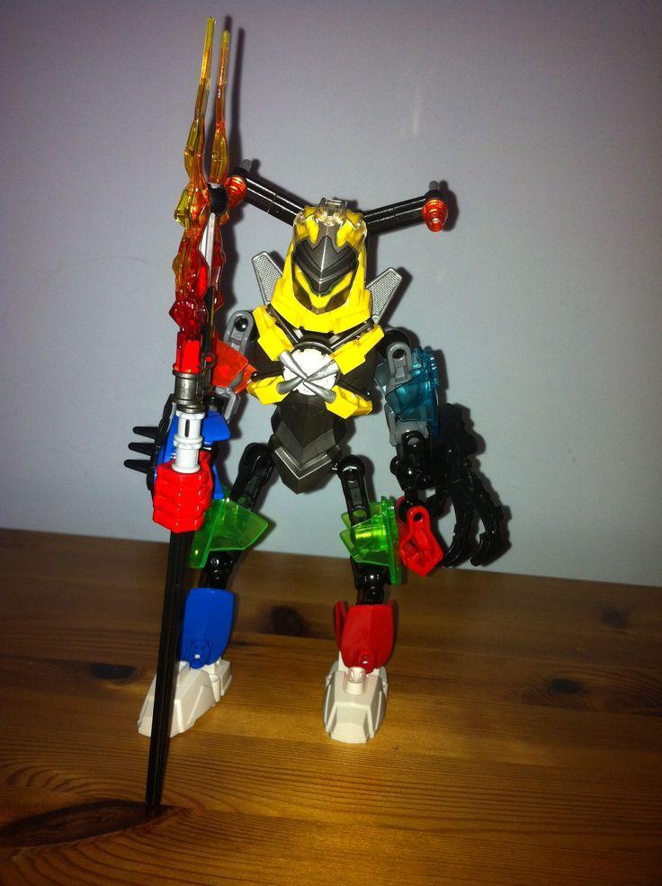 Les 25 meilleures id es de la cat gorie hero factory sur pinterest jouets bioniques bionicle - Lego hero factory jeux ...