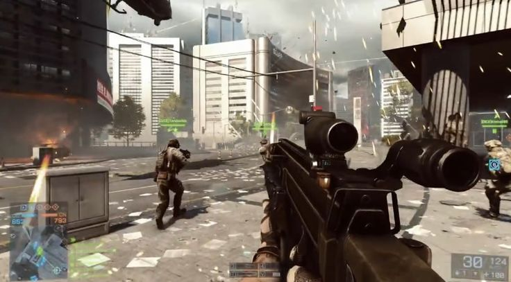 Battlefield 4 Beta Bugs Dice Improving For A Better Experience