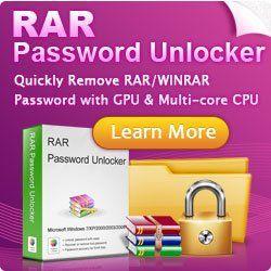 RAR Password Unlocker 4.2 Registration Code, Crack Free