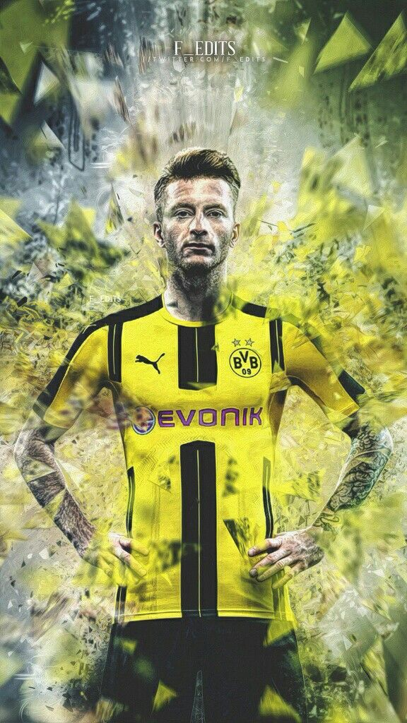 Marco Reus Cover Star of #Fifa17