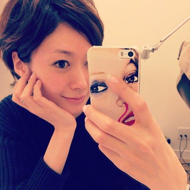 田丸麻紀: ケサランパサランにまつ毛エクステに来ました!一ヶ月以上 ...