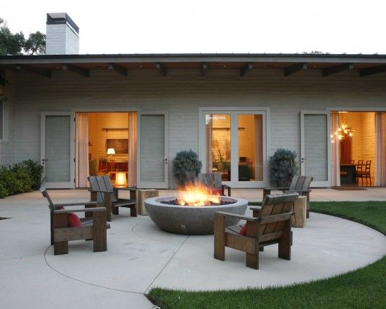 Patio Fire Pit Design, Pictures, Remodel, Decor and Ideas - page 2