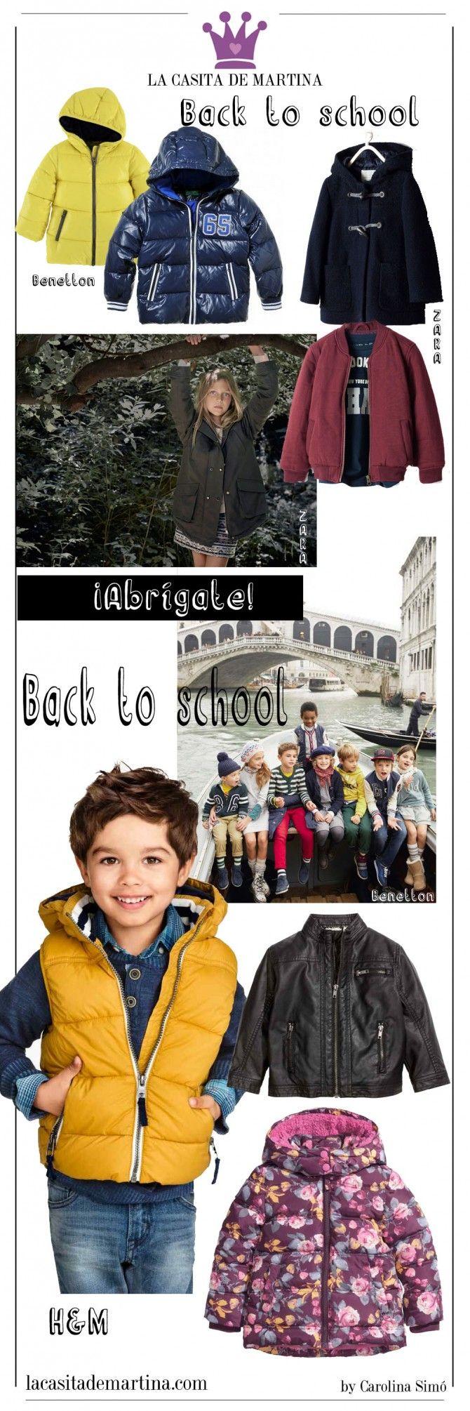 www.lacasitademartina.com  #modainfantil #fashionkids #kids #childrensfashion #kidsfashion #niños #streetstyle #streetstylekids #vueltaalcole #backtoschool  ♥ La 15 prendas de abrigo BACK TO SCHOOL que no te pueden faltar ♥ Blog de Moda Infantil : ♥ La casita de Martina ♥ Blog Moda Infantil y Moda Premamá, Tendencias Moda Infantil