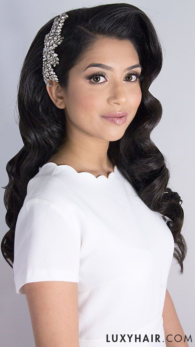 20 Classic Jet Black Clip Ins 20 220g Hollywood Glam Hair