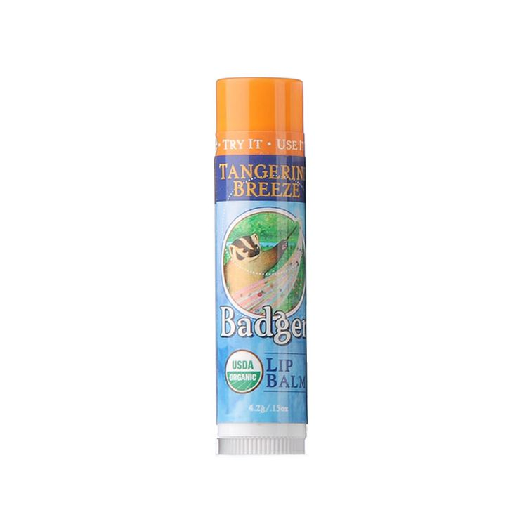 Badger Balm Lip Care Stick 4.2g 0051657 Elegant  refreshing sticks. They make a great lip balm, and the can be used to refresh dry skin anywhere on the body. Featuring Aloe Vera and CO2 Extracts of Seabuckthorn Berry and Rose Hip, this is  http://www.MightGet.com/may-2017-1/badger-balm-lip-care-stick-4-2g-0051657.asp