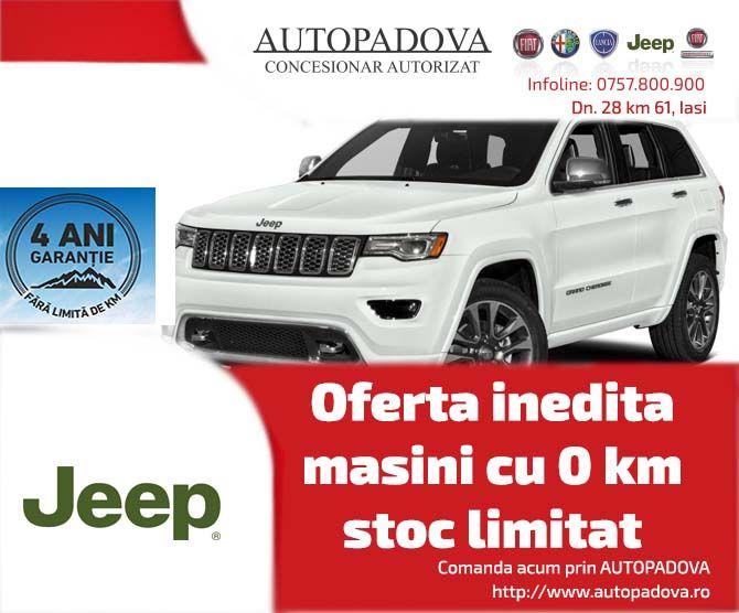 Masini Cu 0 Km Garantie Si Pret Avantajos Gama Alfa Romeo Fiat