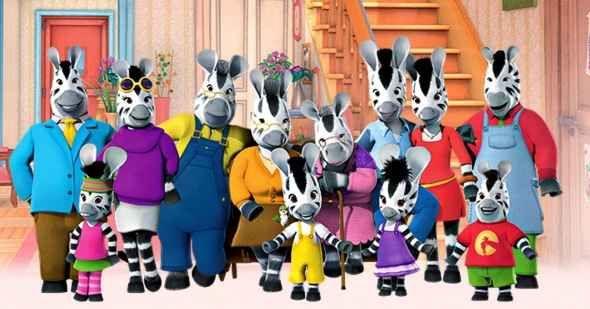 Zou characters