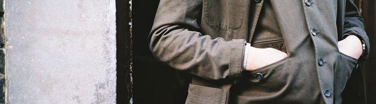 British Clothing brands -  Timothy Everest