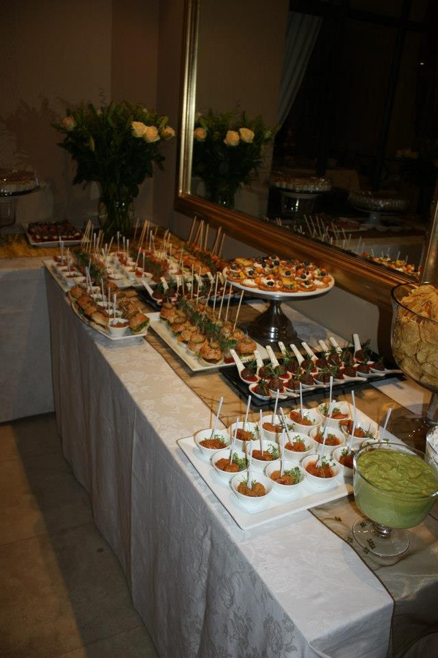 #catering #gourmet #canapes #180degrees #food