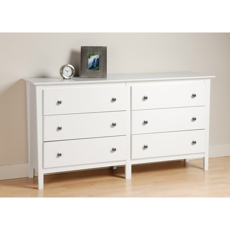 Find This Pin And More On Bedroom Tv Stand Storage Berkshire 6 Drawer Dresser White